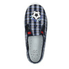 Children's slippers mini-b, blue , 379-2212 - 19