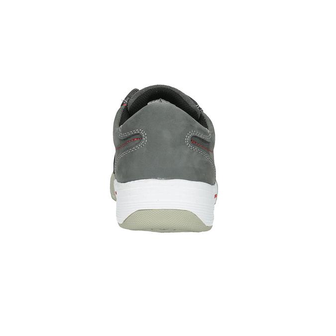Men's work boots BICKZ 728 ESD S3 bata-industrials, gray , 846-2612 - 17