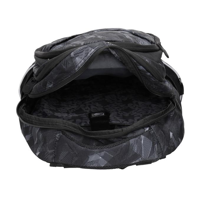 Children's School Backpack bagmaster, black , 969-6606 - 15