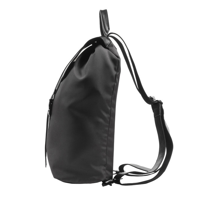 Black backpack royal-republiq, black , 964-6208 - 15