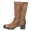 Ladies' ankle shoes bata, brown , 696-3127 - 26