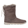 Ladies' winter boots with artificial fur weinbrenner, brown , 596-4334 - 26