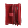 Ladies' leather  purse, red , 944-5168 - 15