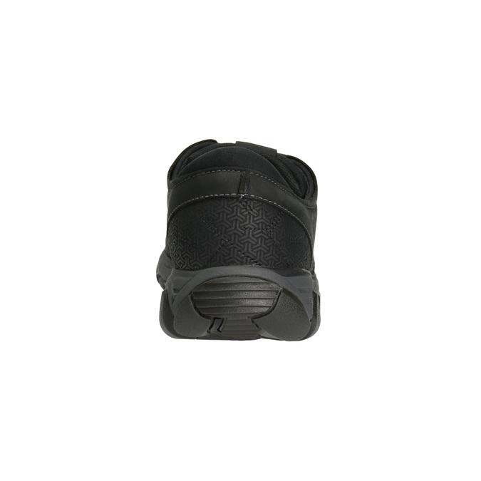 Men's leather sneakers merrell, black , 806-6846 - 17