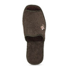 Men's slippers bata, brown , 879-4606 - 17