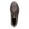 Men's ankle boots weinbrenner, brown , 846-4603 - 19