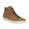 Ladies' ankle sneakers bata, brown , 594-8659 - 13