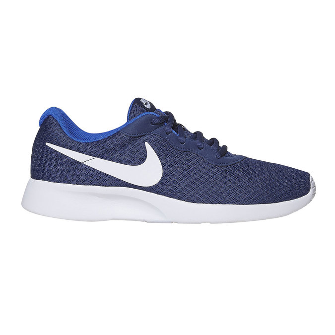 Men's sports sneakers nike, blue , 809-9557 - 15
