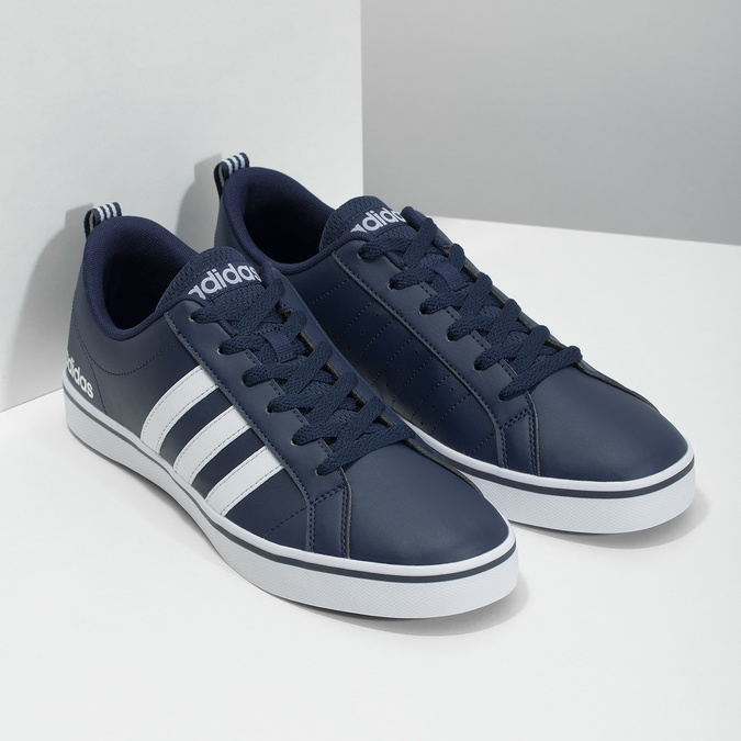 Men's casual sneakers, blue , 801-9136 - 26