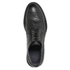 Men's leather shoes bata-the-shoemaker, black , 824-6292 - 19