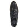Men's casual leather shoes bata, blue , 826-9817 - 19