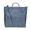 Ladies' blue handbag bata, blue , 961-9327 - 26