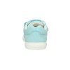 Children's sneakers with floral pattern mini-b, turquoise, 221-7605 - 17