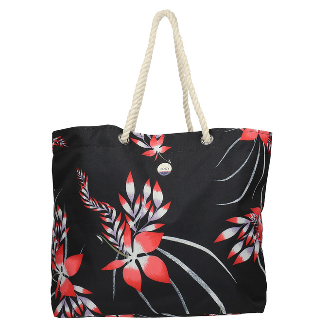 Beach bag roxy, black , 969-6059 - 19