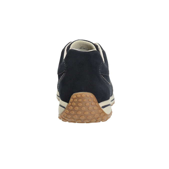 Ladies' leather sneakers gabor, blue , 626-9205 - 17