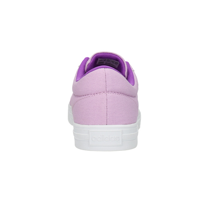 Girls' purple sneakers adidas, violet , 489-9119 - 17
