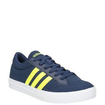 Boys' blue sneakers adidas, blue , 489-8119 - 13