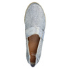 Ladies' slip-on-style shoes bata, blue , 516-9604 - 19