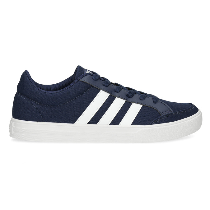 Men's casual sneakers adidas, blue , 889-9235 - 19