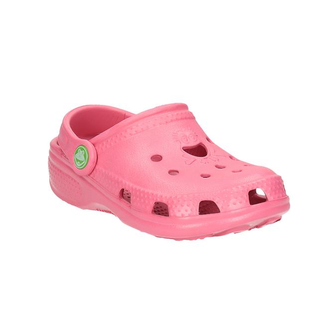 Children's sandals coqui, pink , 372-5605 - 13