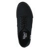Men's black sneakers tomy-takkies, black , 889-6227 - 19