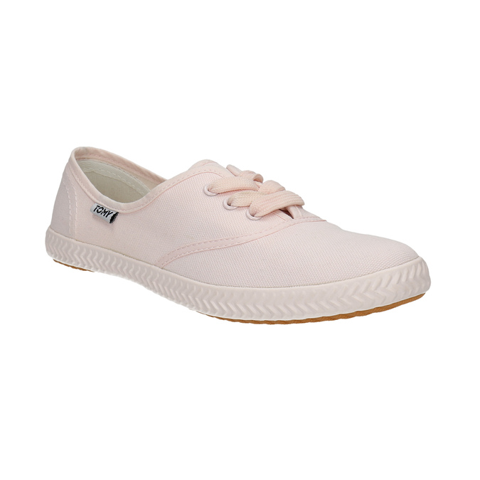 Ladies' pink sneakers tomy-takkies, pink , 589-5180 - 13