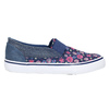 Girls' slip-on-style shoes mini-b, blue , 329-9611 - 15