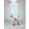 Ladies' interlacing leather sandals weinbrenner, brown , 566-4628 - 18