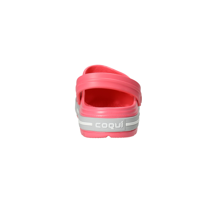 Ladies' pink sandals coqui, pink , 572-5611 - 17
