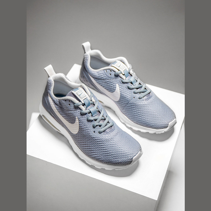 Ladies' blue sneakers nike, blue , 509-2257 - 19