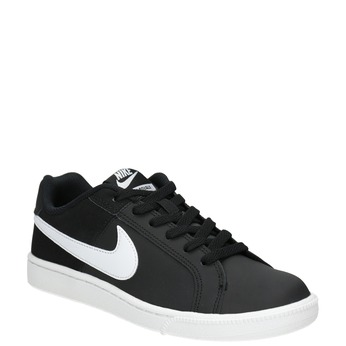 Ladies' White Sneakers nike, black , 501-6164 - 13