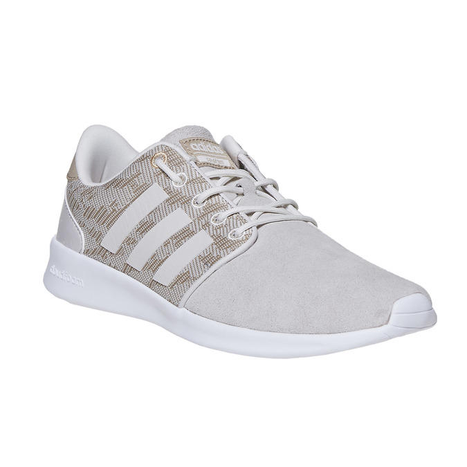 Ladies' patterned sneakers adidas, beige , 503-3111 - 13
