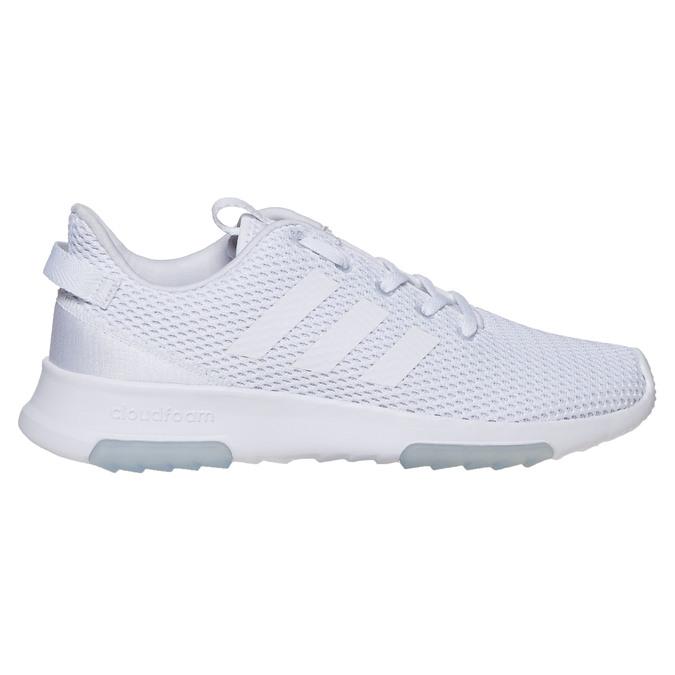 Ladies' athletic sneakers adidas, white , 509-1201 - 15