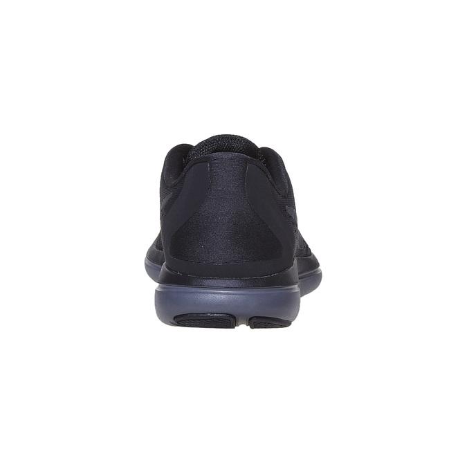 Ladies' athletic sneakers nike, black , 509-6187 - 17