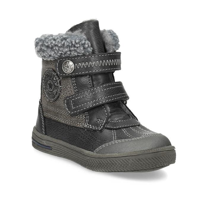 Children's Winter Boots bubblegummer, gray , 191-4619 - 13