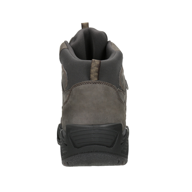 Outdoor-Style Leather Shoes weinbrenner, gray , 896-2671 - 16