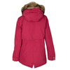 Ladies' Red Hooded Jacket bata, red , 979-5177 - 26