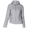 Ladies' Grey Hooded Jacket bata, gray , 979-1159 - 13
