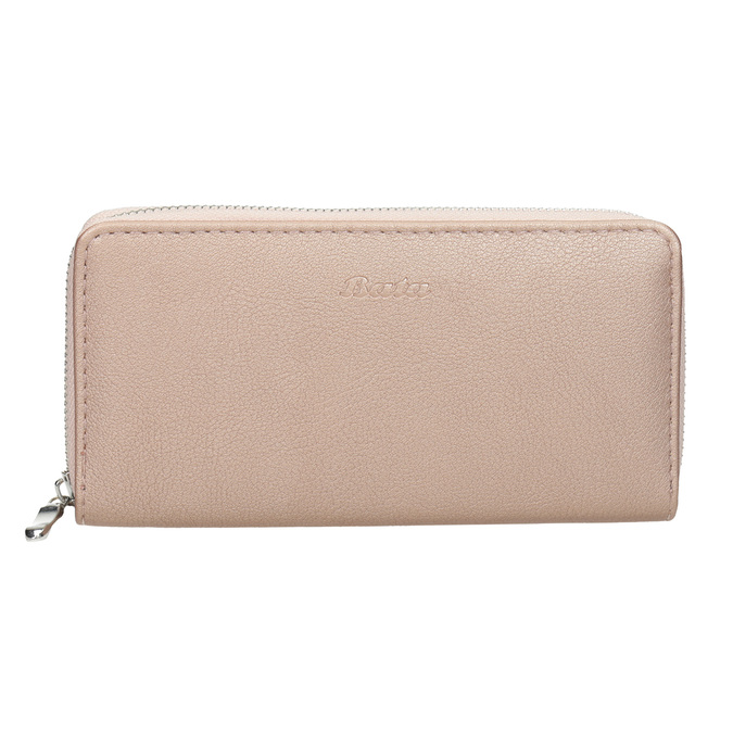 Ladies' Wallet, Pink bata, pink , 941-5155 - 26