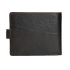 Men's leather wallet, brown , 944-4202 - 16