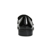Ladies' patent moccasins bata, black , 511-6607 - 15