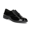 Ladies' patent shoes bata, black , 521-6608 - 13