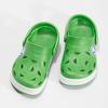 Children's green sandals coqui, green, 272-7603 - 16