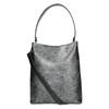 Black ladies Hobo handbag bata, black , 961-2173 - 16