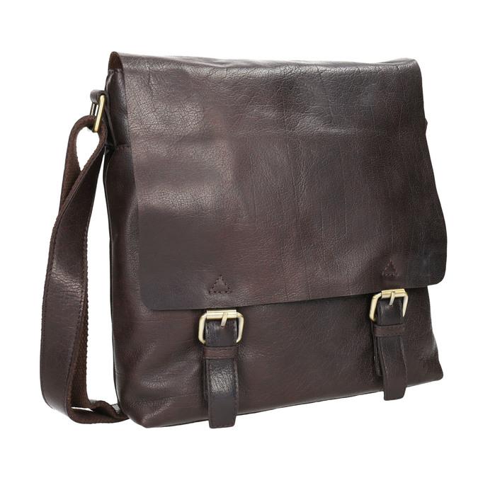 Bata Men s Leather Bag - Accessories  0d13343bdc5f3