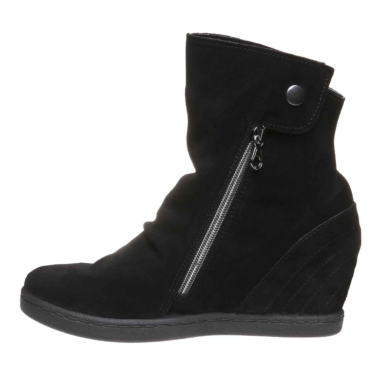 The Winnie Wedged Boot, black , 2018-793-6253 - 15