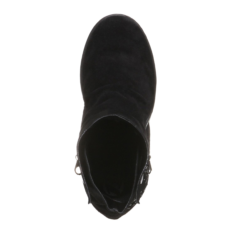 The Winnie Wedged Boot, black , 2018-793-6253 - 19