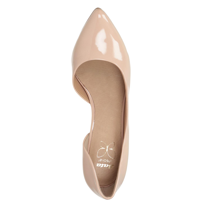 aefc494767af Insolia Patent pinkish cream-colored pumps - Insolia